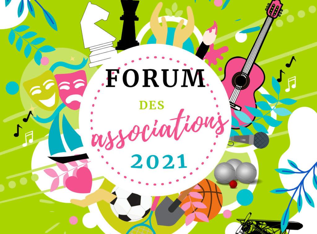 Image de couverture - Forum des associations
