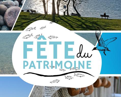Image de couverture - Fête du Patrimoine : c'est aujourd'hui !