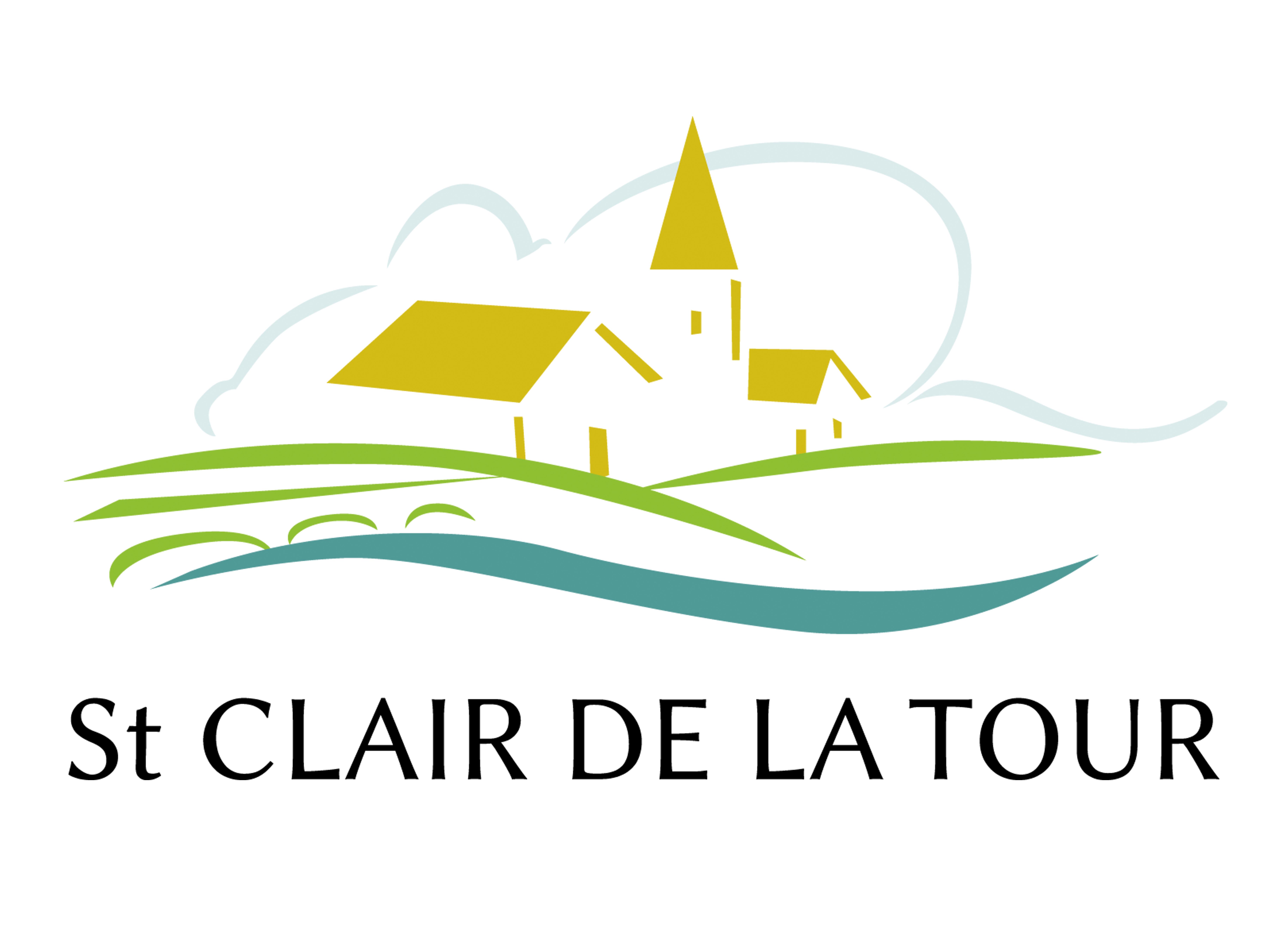 Logo SAINT-CLAIR-DE-LA-TOUR