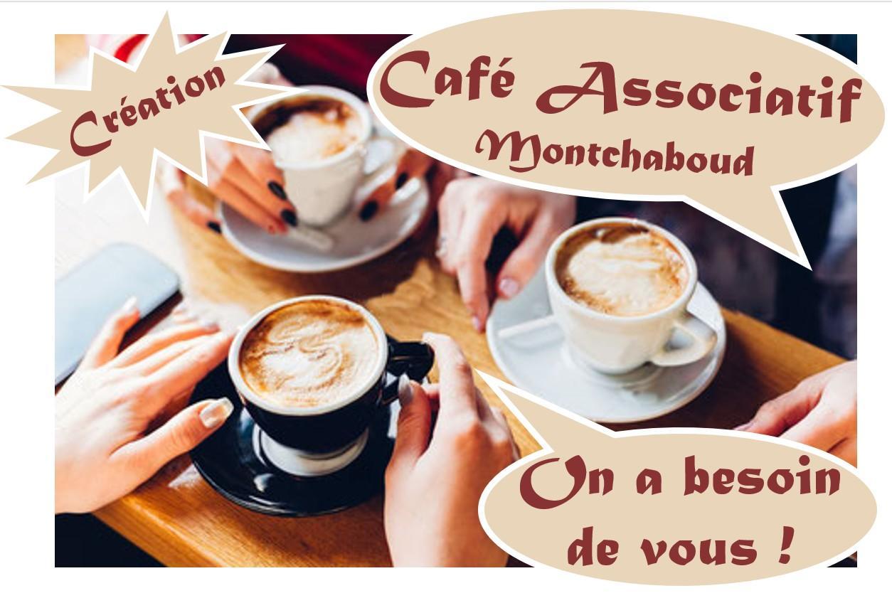 Image de couverture - Café associatif : Recherche de bénévoles !