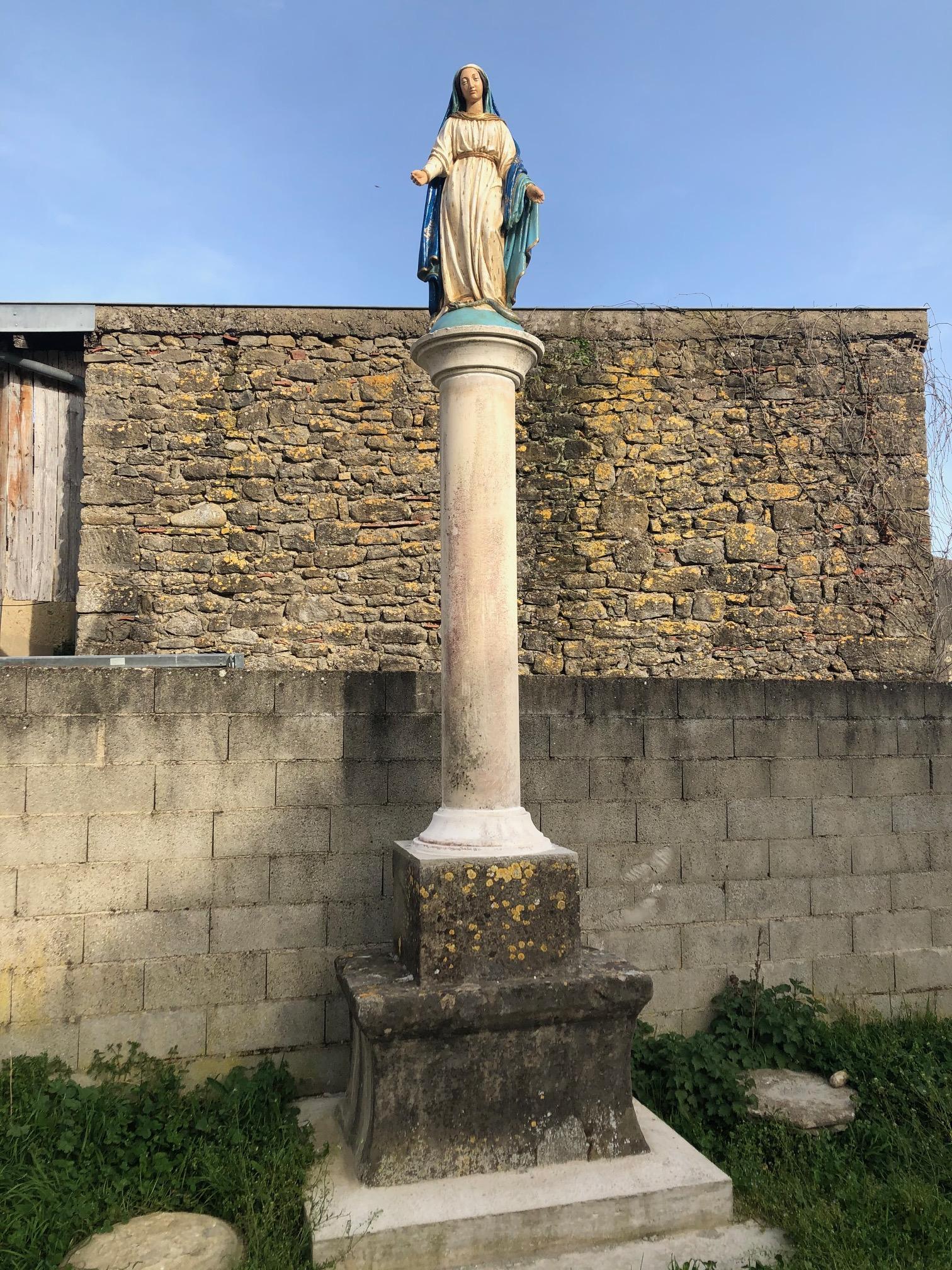 Image de couverture - Notre-Dame d'Aigues-Vives