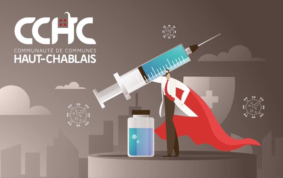 Image de couverture - Campagne de vaccination Covid-19