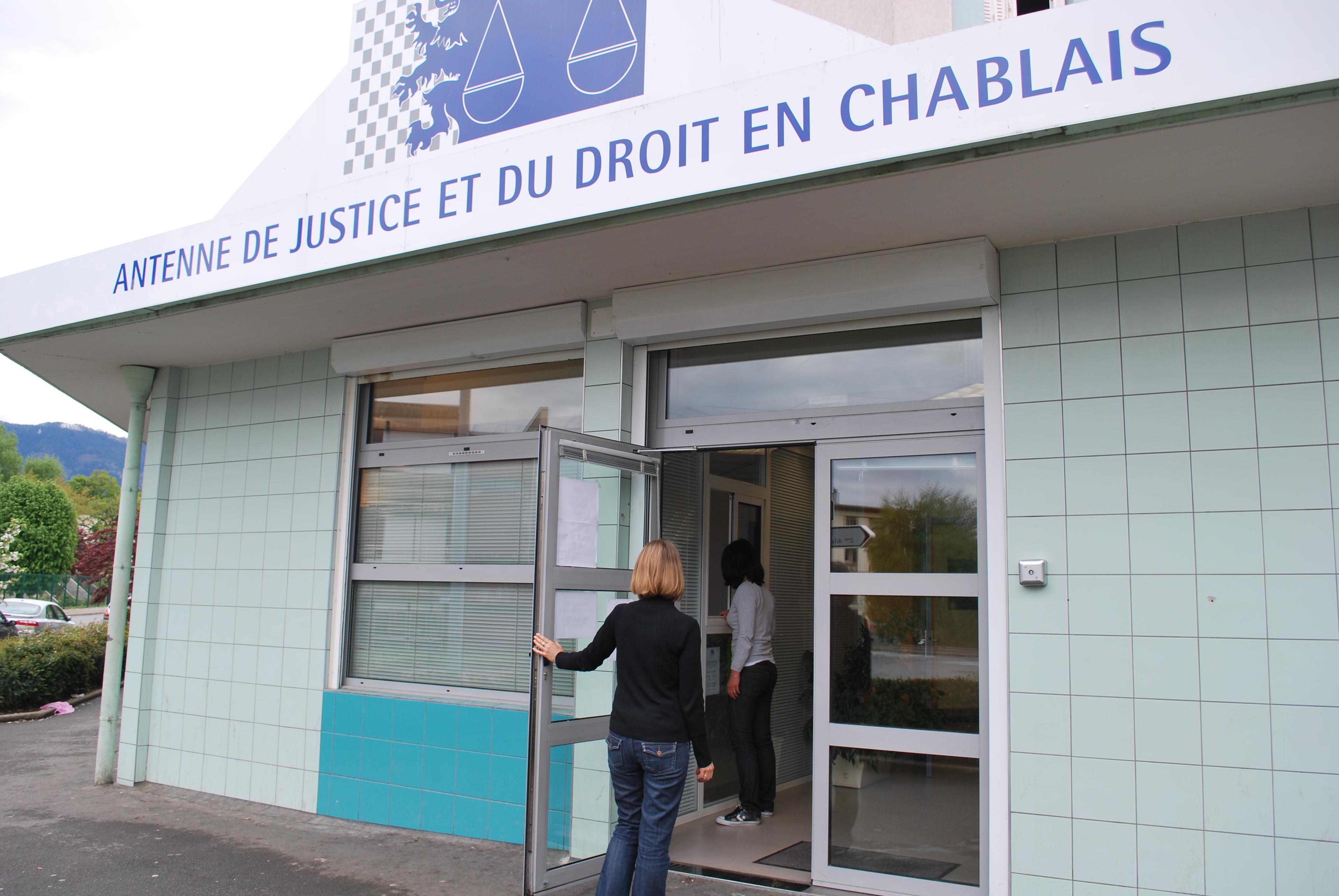 Image de couverture - Antenne de Justice et de Droit