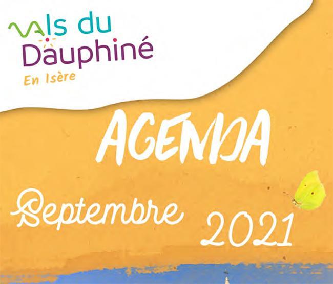Image de couverture - Agenda septembre 2021