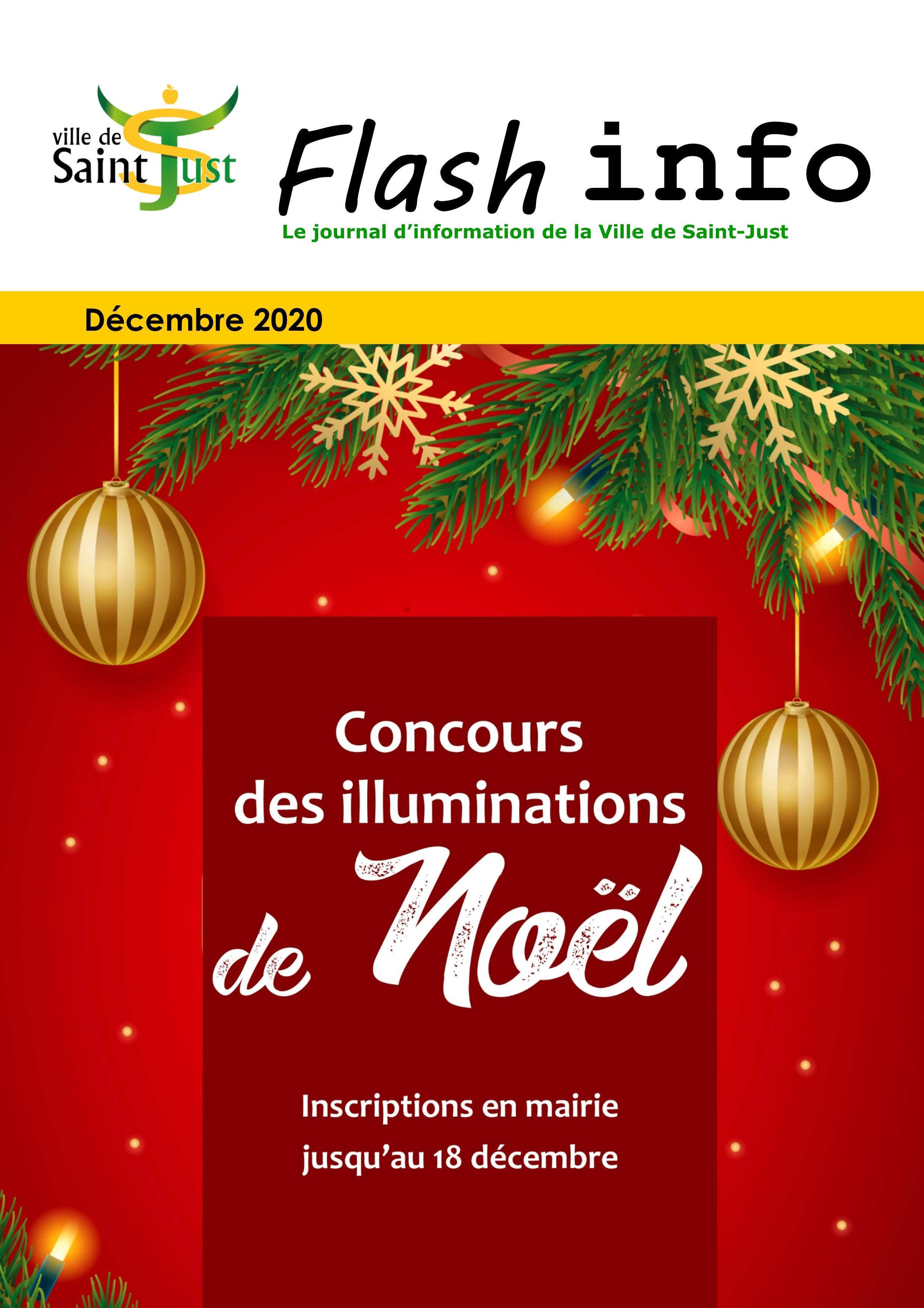 Image de couverture - Flash info décembre