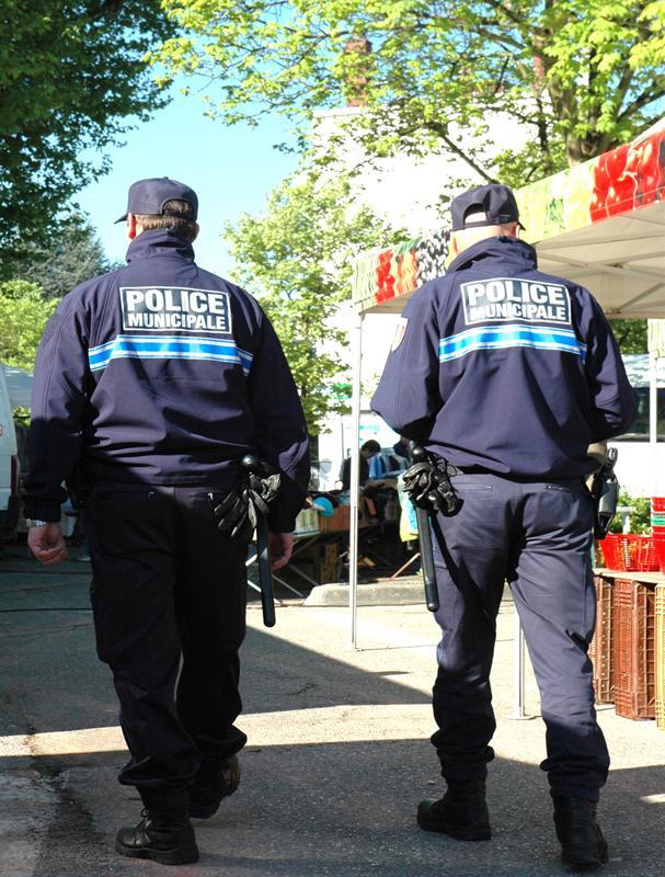 Image de couverture - Police municipale