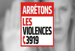 Image de couverture - Face aux violences conjugales, ne restez pas seul(e) !