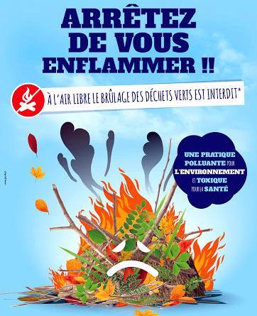 Image de couverture - Interdiction du brûlage à l'air libre