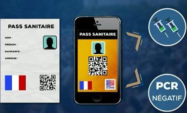 Image de couverture - Nouvelles dispositions liées au pass sanitaire