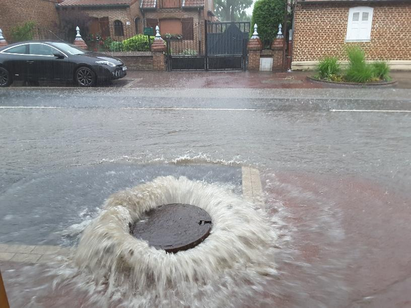 Image de couverture - Problématique inondations