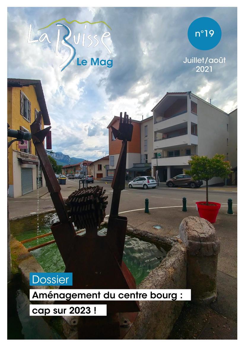 Image de couverture - Le Mag de l'été est disponible au téléchargement sur labuisse.fr !