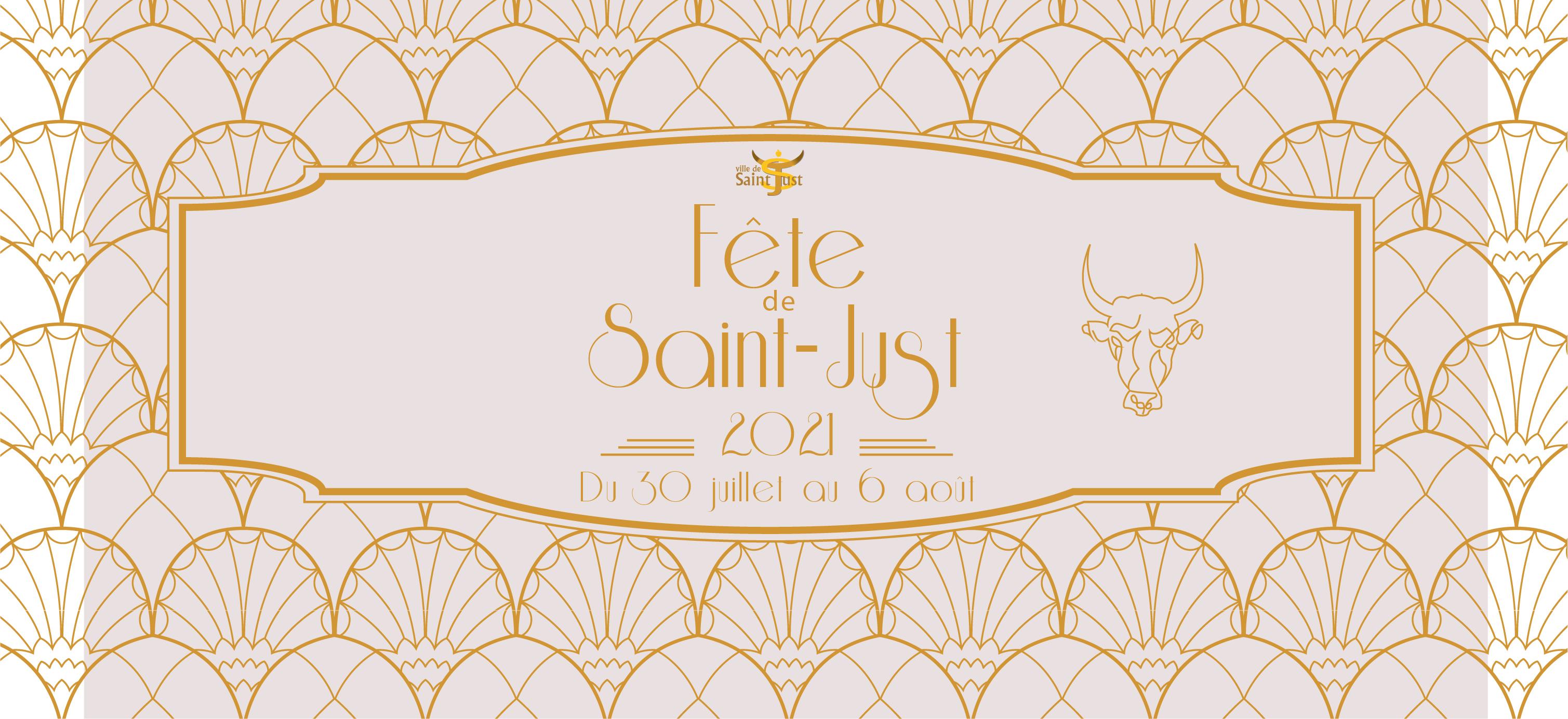 Image de couverture - Fête de Saint-Just 2021