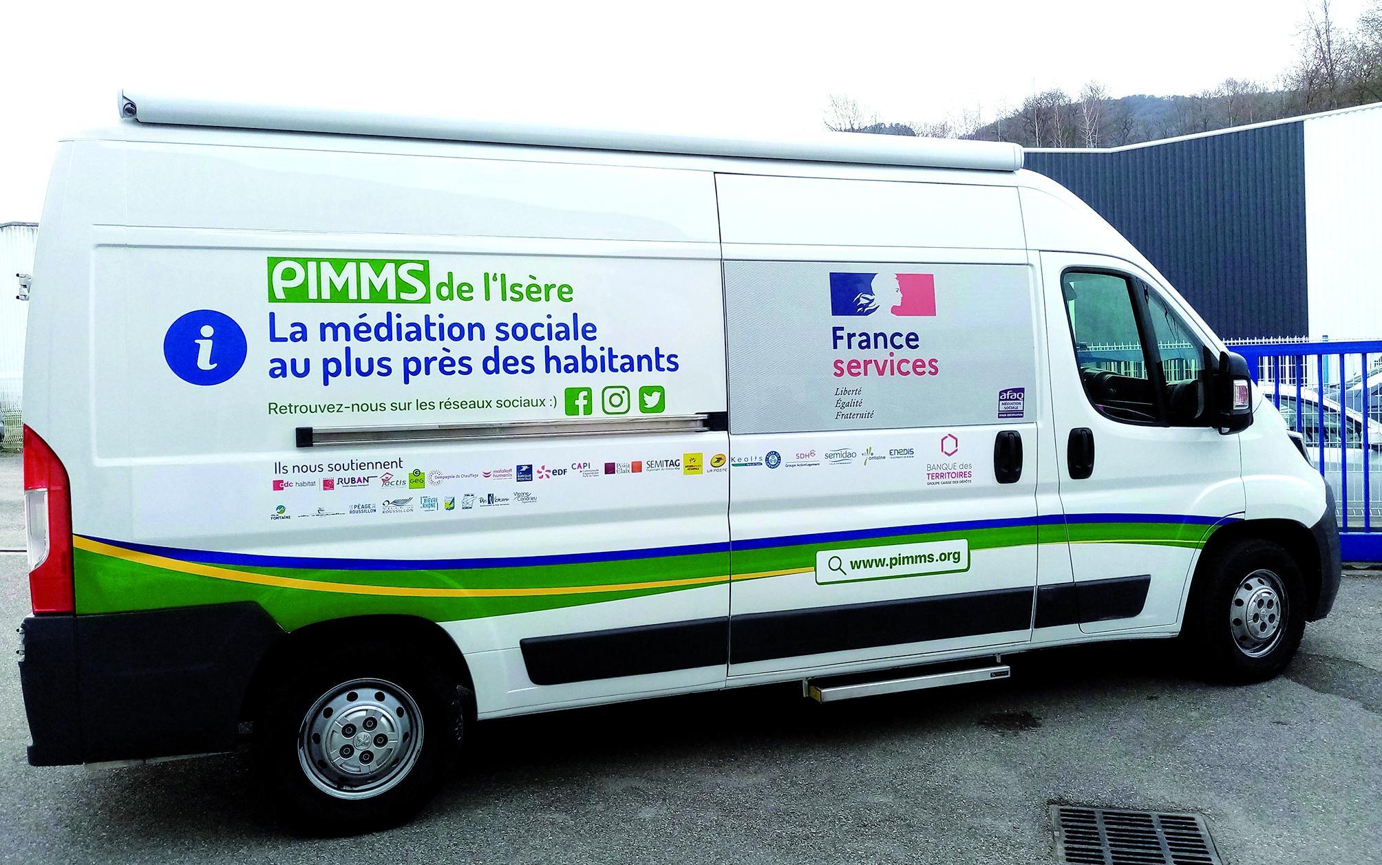 Image de couverture - Bus France Services
