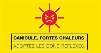 Image de couverture - Fortes Chaleurs : les bons réflexes !