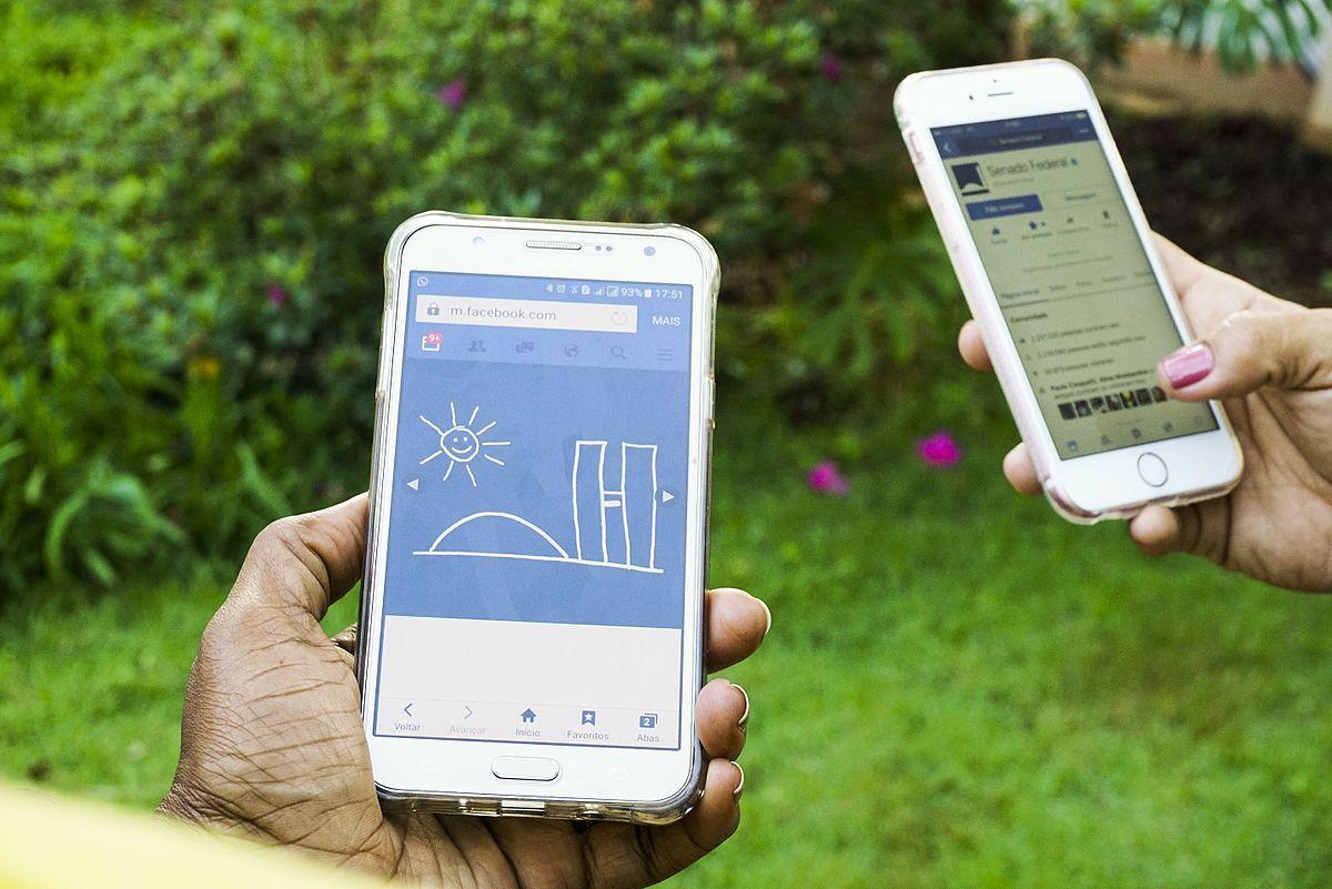 Image de couverture - Dysfonctionnement de la téléphonie mobile.