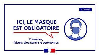 Image de couverture - Port du masque obligatoire : arrêté reconduit