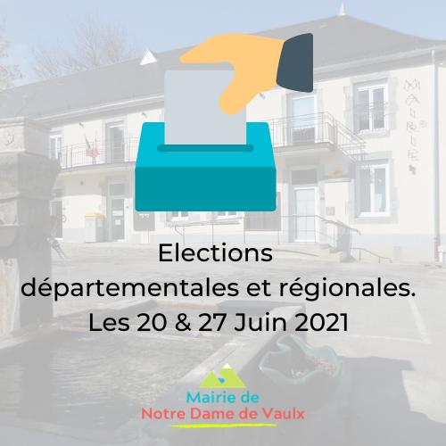 Image de couverture - RESULTATS ELECTIONS DEPARTEMENTALES et REGIONALES à NDV
