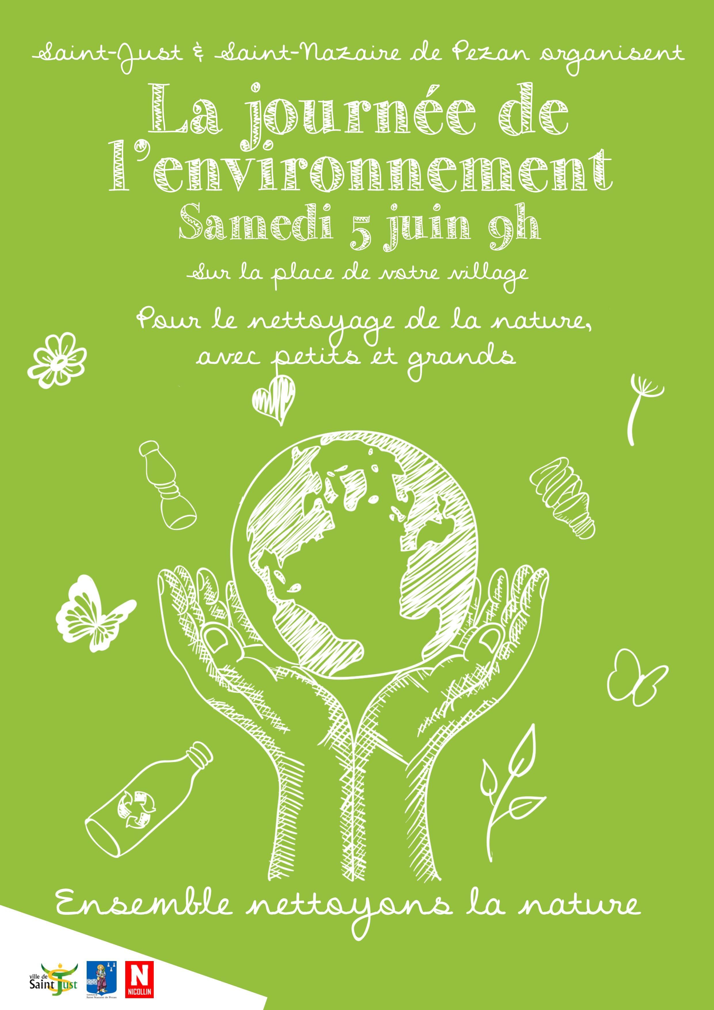 Image de couverture - Journée de l'environnement