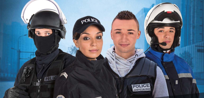 Image de couverture - CONCOURS DE GARDIEN DE LA PAIX