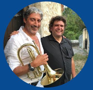 Image de couverture - Duo de Mellophone et Piano en l'Eglise de Bevons le 11 juillet 2021