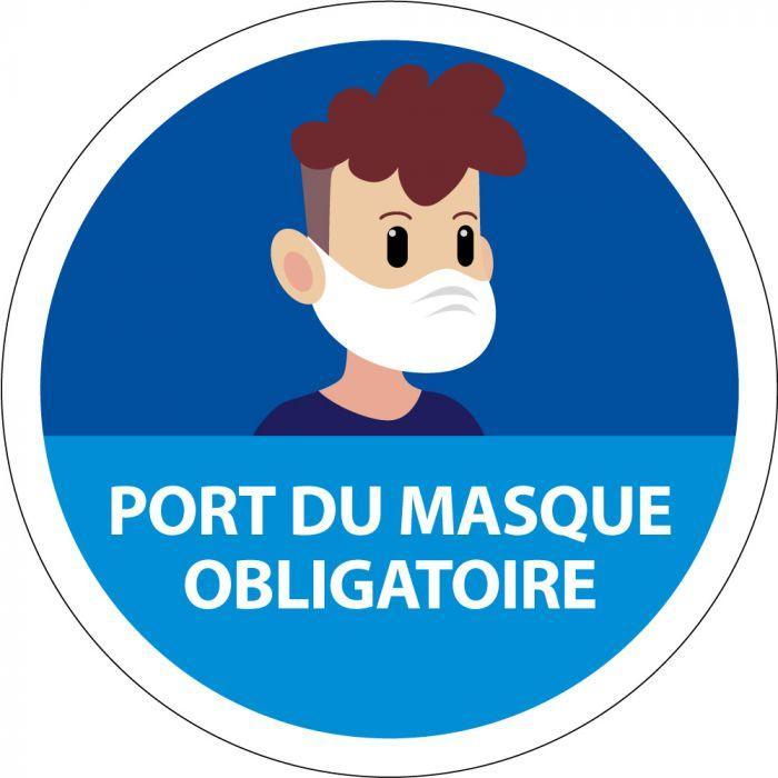 Image de couverture - Rappel: Port obligatoire du masque de protection à Vizille