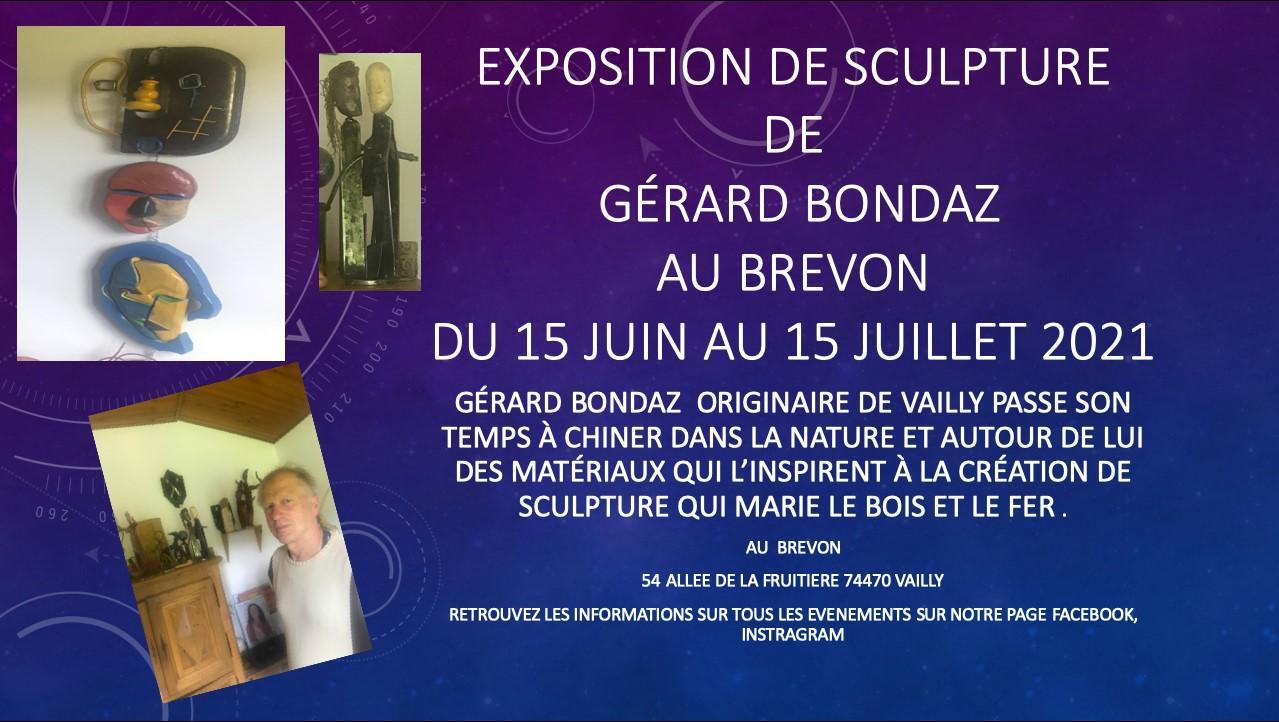 Image de couverture - Exposition et concerts au Brevon