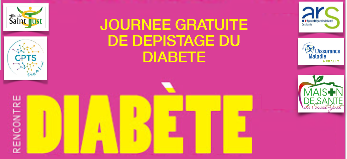 Image de couverture - Journée de dépistage du diabète
