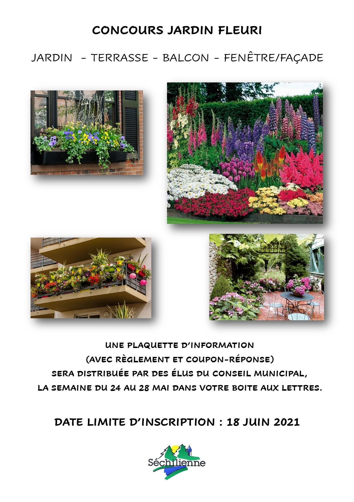 Image de couverture - Concours jardin, terrasse, balcon , fenêtre ou façade fleuris