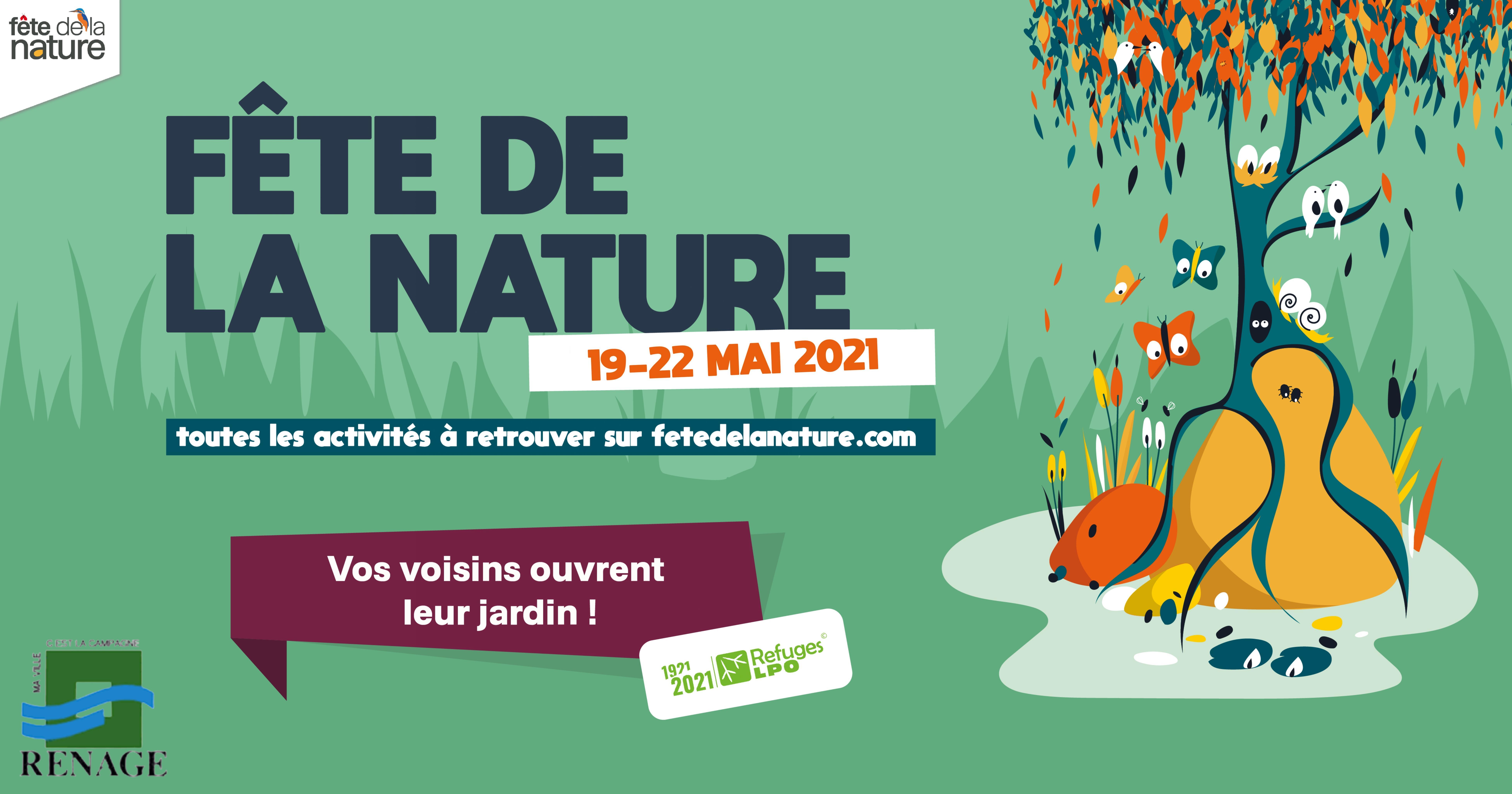 Image de couverture - 🌾[La fête de la Nature à Renage] 👒🧤 19-22 MAI