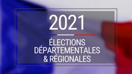 Image de couverture - Elections régionales et départementales : procuration en ligne