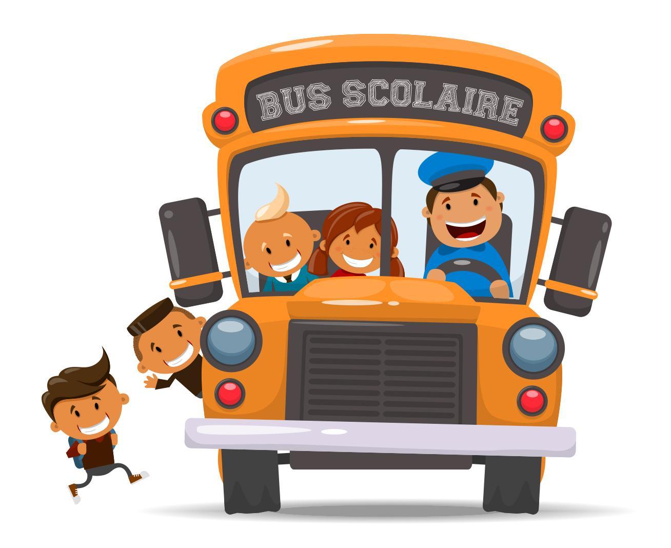 Image de couverture - Insciptions de vos enfants pour le bus scolaire rentrée 2021 2022