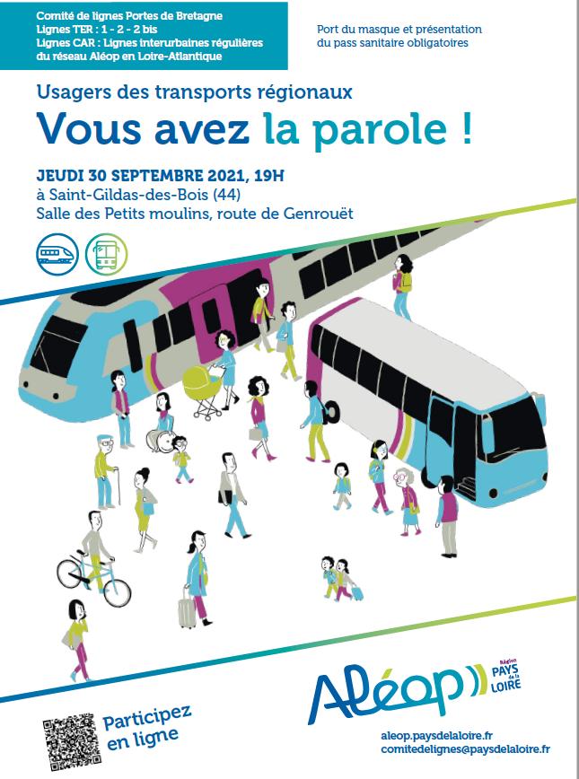 Image de couverture - La Région Pays de la Loire organise une réunion du Comité de lignes ferroviaires et routières