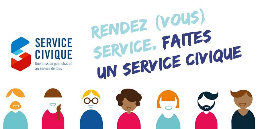 Image de couverture - La commune de La Buisse recherche un service civique