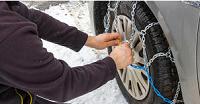 Image de couverture - À partir du 1er novembre 2021, en Haute-Savoie, chaînes ou pneus hiver seront obligatoires en zones montagneuses.