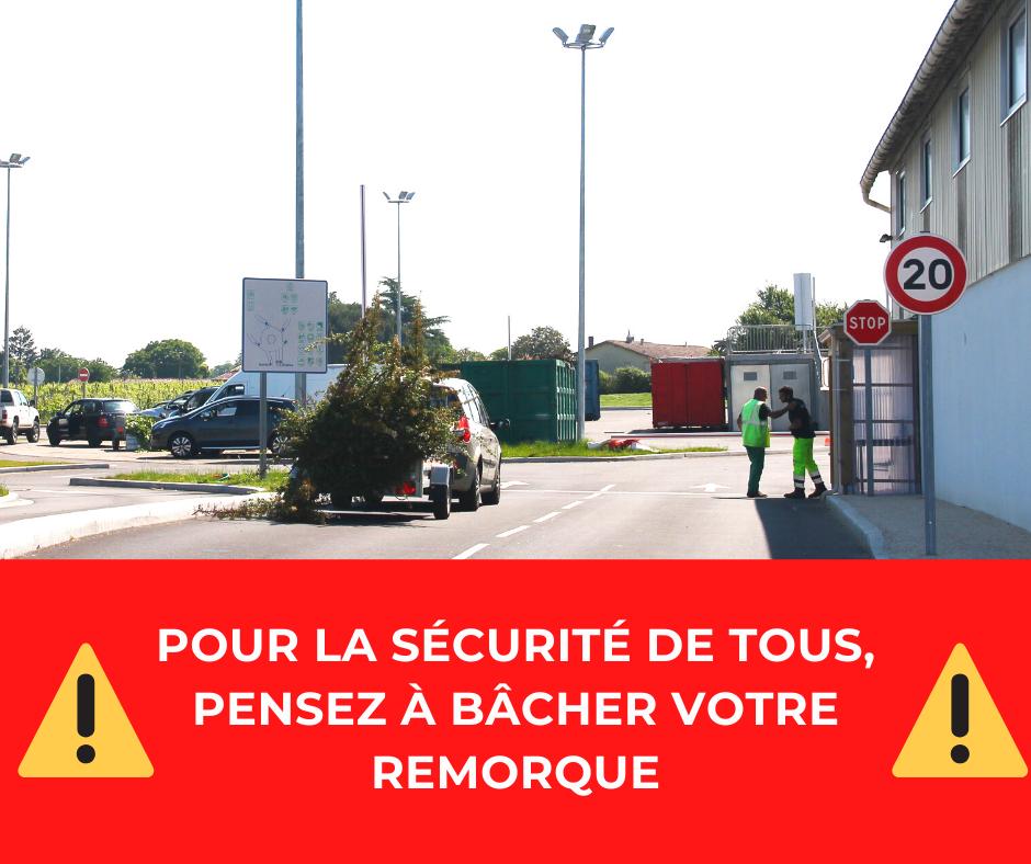 Image de couverture - Info Mairie:   Concernant le SICTOM sud-Gironde Langon
