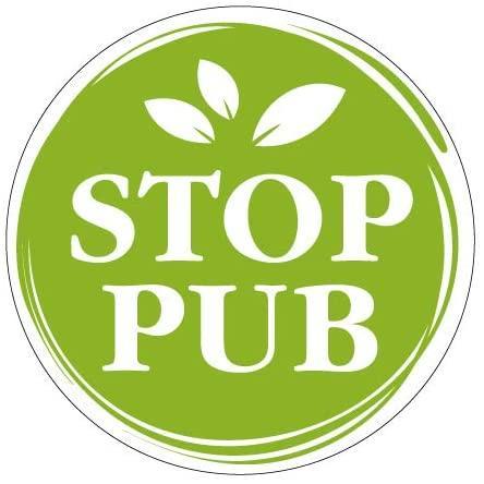 Image de couverture - Stop Pub, procurez-vous gratuitement l'autocollant qui change tout