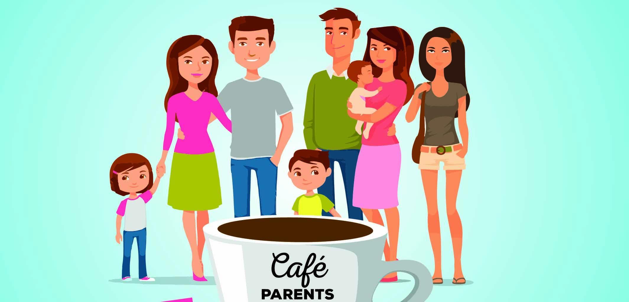 Image de couverture - Café des parents