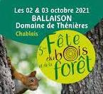 Image de couverture - Ballaison : FETE DU BOIS ET DE LA FORET – 2 ET 3 OCTOBRE