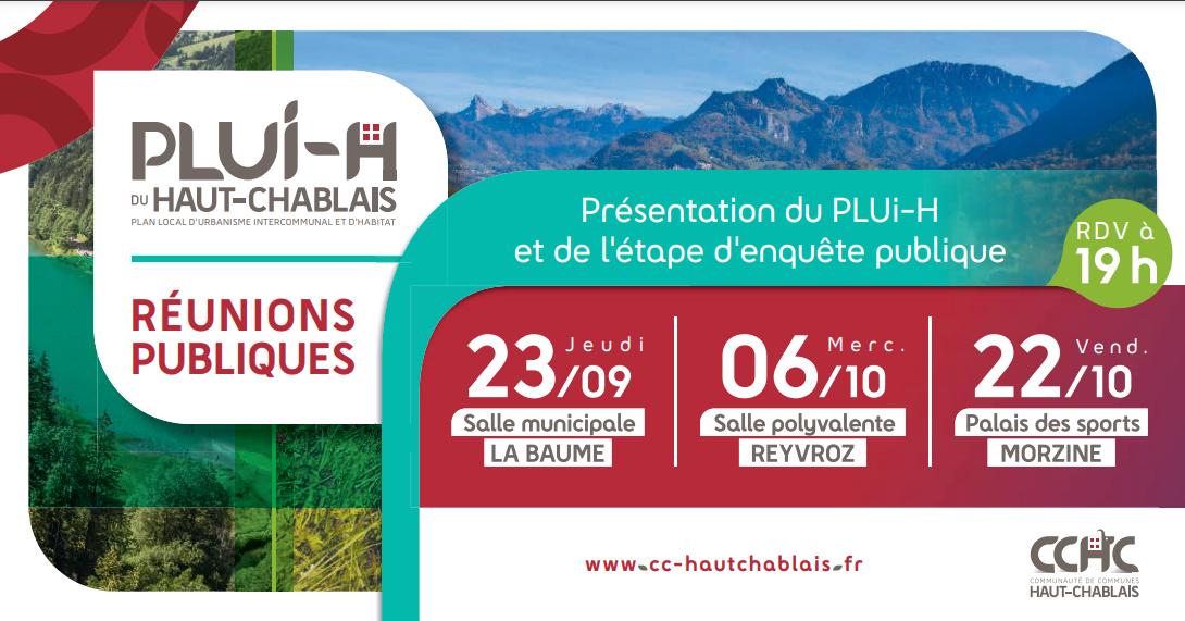 Image de couverture - PLUI-H - Réunion Publique