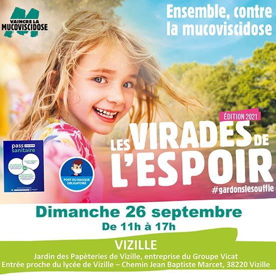 Image de couverture - LES VIRADES DE L'ESPOIR